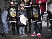 Fans von Michael Jackson wollen vor Gericht erreichen, dass die Missbrauchsvorwürfe gegen den verstorbenen Musikstar aus der Welt geschafft werden. (Bild: KEYSTONE/EPA ANP/DINGENA MOL)