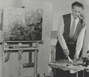 Alfred Bartoletti (1963). (Foto: Lisa Meyerlist, Staatsarchiv Luzern PA 1270/155.2)