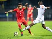 Kevin Mbabu wird im Schweizer Nationalteam für den verletzten Xherdan Shaqiri nachnominiert (Bild: KEYSTONE/ENNIO LEANZA)
