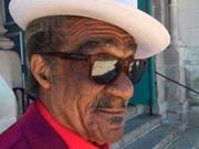 Starb am Sonntag im Alter von 82 Jahren: Der US-amerikanische R'n'B-Sänger Andre Williams. (Bild: KEYSTONE/AP Pravda Records Archive/KENN GOODMAN)
