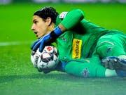 Yann Sommer zählt zu den besten Torhütern der Bundesliga (Bild: KEYSTONE/EPA/FILIP SINGER)