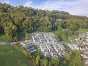 Werden bald anders bewertet: Eigentumswohnungen in Malters. (Bild: Roger Grütter, 10. Oktober 2017)