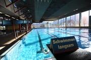 Das Schwimmbad Altdorf muss saniert werden. (Bild: Urs Hanhart, 2016)