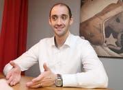 Der ehemalige Verteidiger Patrick Bloch wurde mit 29 Jahren Geschäftsführer des HC Thurgau und übernimmt nun mit 33 Jahren die Geschäftsleitung der Swiss Ice Hockey Federation. (Bild: Mario Gaccioli)