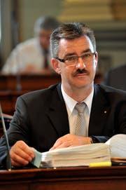 Robert Raths, Gemeindepräsident von Thal. (Bild: Regina Kühne)