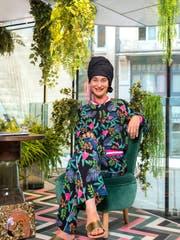 «Ich habe mich der Gwand mit Leib und Seele verschrieben»: Suzanna Vock im Modegeschäft Modissa in Zürich. (Bild: Pascal Triponez)