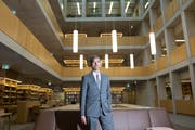 Rektor Sebastian Wörwag hat seinen Weggang von der Fachhochschule St.Gallen angekündigt. (Archivbild: Ralph Ribi)