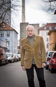 Hans Modrow, der letzte Ministerpräsident der DDR-Staatspartei SED. (Bild: Mathias Marx (Berlin, 13. März 2019))