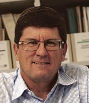 Rainer Kündig, Geologe und Chefredaktor. (Bild: pd)