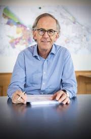 Stadtrat Peter Gubser. (Bild: Andrea Stalder)