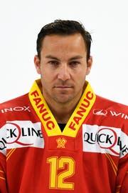 Mathieu Tschantré, Captain der Bieler, spielt seit seiner Kindheit für den Verein. (Bild:Urs Lindt/freshfocus)