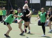Am Fides-Schüler-Handballturnier messen sich Kinder und Jugendliche von der ersten Primarstufe bis zur dritten Oberstufenklasse. (Bild: PD)