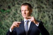 Daniel Kalt, UBS-Chefökonom Schweiz. (Bild: Urs Bucher)