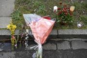 Ansicht des Tatorts, wo ein siebenjähriger Schulbub Opfer eines Tötungsdelikts geworden ist, am Donnerstag, 21. Maerz 2019 in Basel. Mutmassliche Täterin ist eine 75-jährige Frau. Sie wurde festgenommen. (KEYSTONE/Georgios Kefalas)