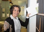 Barbara JaegerPräsidentin Primarschulgemeinde Wilen