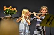 Die Musikschule besuchen mittlerweile schon 1364 Schüler. (Bild:Max Eichenberger)