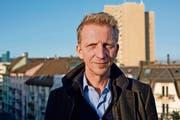 Hat einen Quartz-Award erhalten: der in Küssnacht und Zürich wohnhafte Filmeditor Stefan Kälin. (Bild: PD)