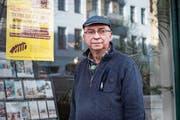 Michael Prütz ist einer der Initianten und Sprecher der Enteignungs-Initiative. Bild: Lena Mucha (Berlin, 26. März 2019)