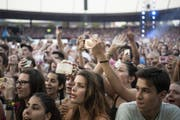 Livemusik bewegt die Massen – entsprechend gross ist der Ansturm auf die Tickets. (Bild: Keystone)