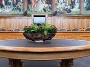 In der kleinen Kammer kommt es im Herbst zum Stühlerücken. 19 Ständerätinnen und Ständeräte wollen keine weitere Amtszeit mehr anhängen. (Bild: KEYSTONE/PETER KLAUNZER)