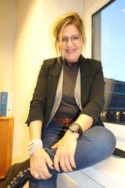 Brigitte Baur appelliert an den Kampfgeist der jüngeren Generation: «Junge Menschen können in der Politik viel bewegen, wenn sie denn wollen.»