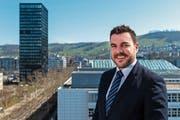 Florian Weber ist seit 87 Tagen als Baudirektor im Amt. (Bild: Baudirektion Kanton Zug)