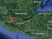 Der Unfall ereignete sich Medienberichten zufolge nahe der Stadt Nahuala im Westen Guatemalas. (Bild: Google Maps)