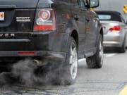 EU-Parlament will bei Dieseldreckschleudern vorwärts machen. (Bild: KEYSTONE/SALVATORE DI NOLFI)