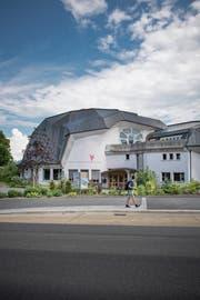 1100 bis 2200 Franken Schulgeld pro Kind und pro Monat: Die Rudolf-Steiner-Schule in St.Gallen. (Bild: Benjamin Manser (2. Juni 2017))