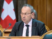 Der Waadtländer FDP-Ständerat Olivier Français kandidiert für eine zweite Amtszeit. (Bild: KEYSTONE/ANTHONY ANEX)