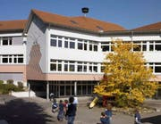 Das Schulhaus Spitz in Horw. (Bild: PD/Gemeinde Horw)