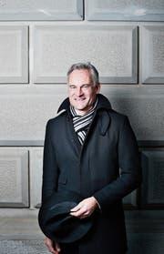 Matthias Michel wird von der FDP für den Ständeratswahlkampf portiert. (Bild: Stefan Kaiser)