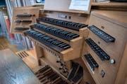 Die bestehende Orgel habe Schwächen in den Basslagen, argumentieren die Verantwortlichen. (Bild: Adriana Ortiz Cardozo)