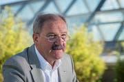 Felix Sennhauser, Verwaltungsratspräsident der St.Galler Spitalverbunde