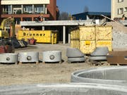 Die Gemeinden des Zweckverbands Pflegezentrum Uzwil werden nach Fertigstellung des Um- und Erweiterungsbaus Sonnmatt 358 Betten bereitstellen. (Bild: Andrea Häusler)
