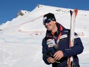 Andy Evers ist künftig nicht mehr Speed-Trainer bei Swiss-Ski (Bild: KEYSTONE/JEAN-CHRISTOPHE BOTT)