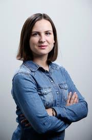 Laura Sibold, Redaktorin Zuger Zeitung