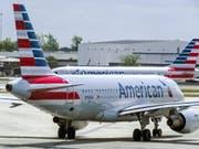 American Airlines streicht Venezuela aus ihrem Flugplan. (Bild: KEYSTONE/EPA/TANNEN MAURY)
