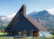 Die Kirche Bruder Klaus in Altdorf kann am Sonntag mit Pater Peter Spichtig begangen werden. (Bild: PD)