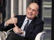 Muss die Partei aus der Krise führen: Nicola Zingaretti, neuer Vorsitzender der Sozialdemokraten in Italien. (Bild: KEYSTONE/EPA ANSA/GIUSEPPE LAMI)