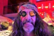 Peter Weibel, ewiger Hippie