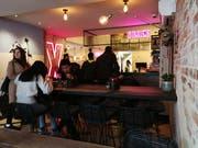 Das Wurst-Restaurant in London. (Bild: Sandro Zulian)