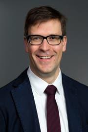 Patrick Emmenegger, Professor für Politikwissenschaften an der HSG. (Bild: PD)