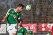 Der SC Brühl hatte am Samstag vor allem in der ersten Halbzeit des Spiels gegen den FC Sion 2 starke Momente. (Bild: PD)