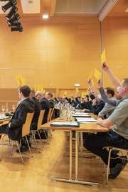 Ein Drittel im Gossauer Stadtparlament, 85 Prozent im St.Galler Kantonsrat: Die Interessengruppe Haus- und Grundeigentum ist gut vertreten. (Bild: Urs Bucher (5. März 2019))