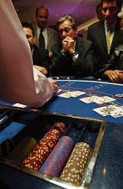Ein Projekt ist in der Pipeline: Bald soll es auch in Buchs ein Casino geben. (Bild: Hannes Thalmann)