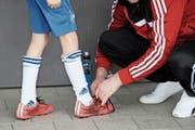 Das Geschäft mit dem Traum vom Profifussball: Bei den Grasshoppers hat es zu einem Skandal geführt. (Bild: Steffen Schmidt/Freshfocus)