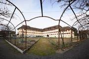 Die Klosteranlage Wesemlin. (Bild: Jakob Ineichen, Luzern, 7. März 2019)