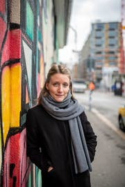 Unterwegs mit Food Consultant Andrea Kubli in Zürich: «Inspiration ist überall.» (Bild: Benjamin Manser)