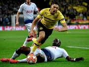 Dortmunds Achraf Hakimi kann in dieser Saison nicht mehr spielen (Bild: KEYSTONE/EPA/NEIL HALL)